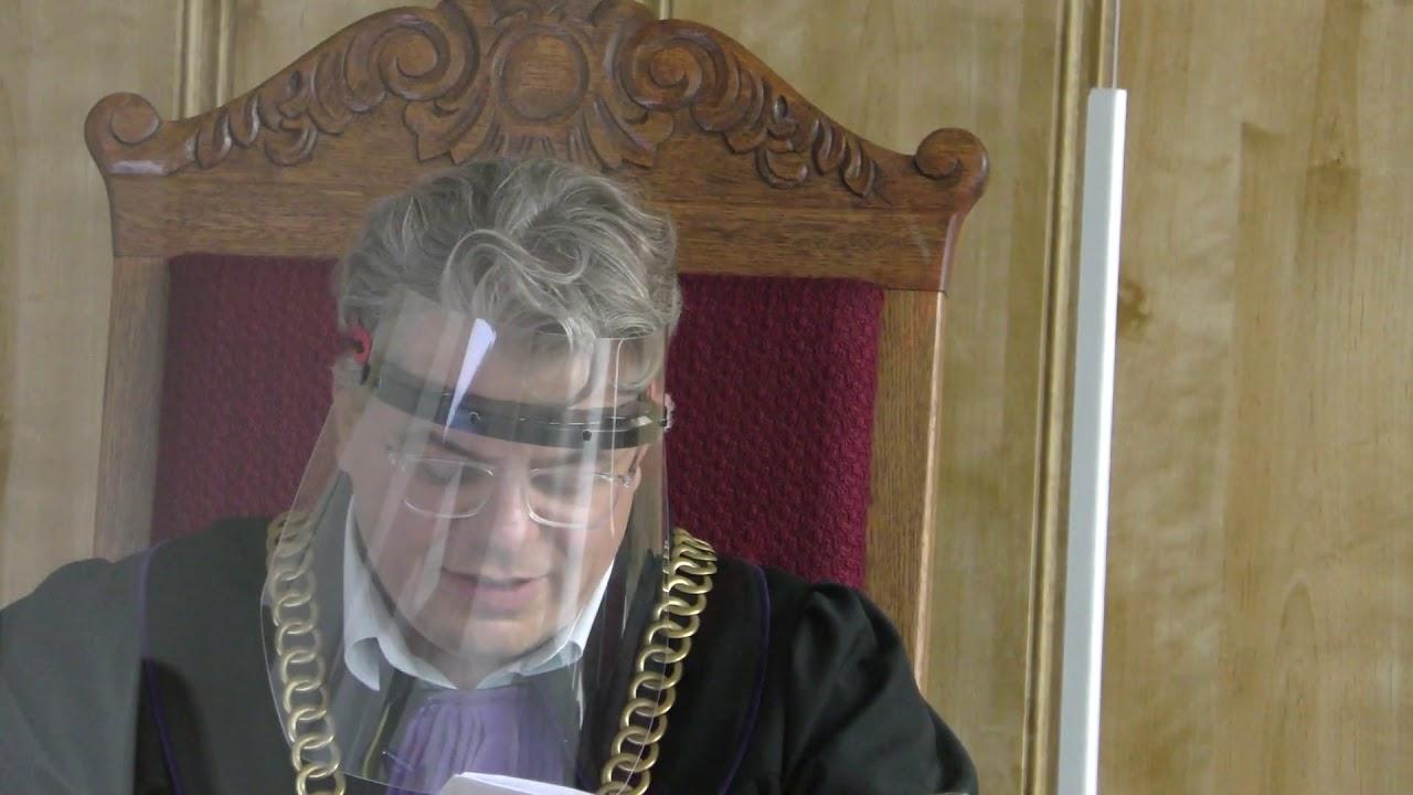Wyrok i jego uzasadnienie - cz.2  rozprawy o uniemożliwienie ruchu pojazdu Magdaleny Ogórek