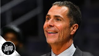 Rob Pelinka's latest quotes could be setting the Lakers up for failure - Dave McMenamin | The Jump