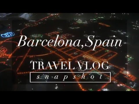 Barcelona, Spain, Travel Snapshot | This Is Ess
