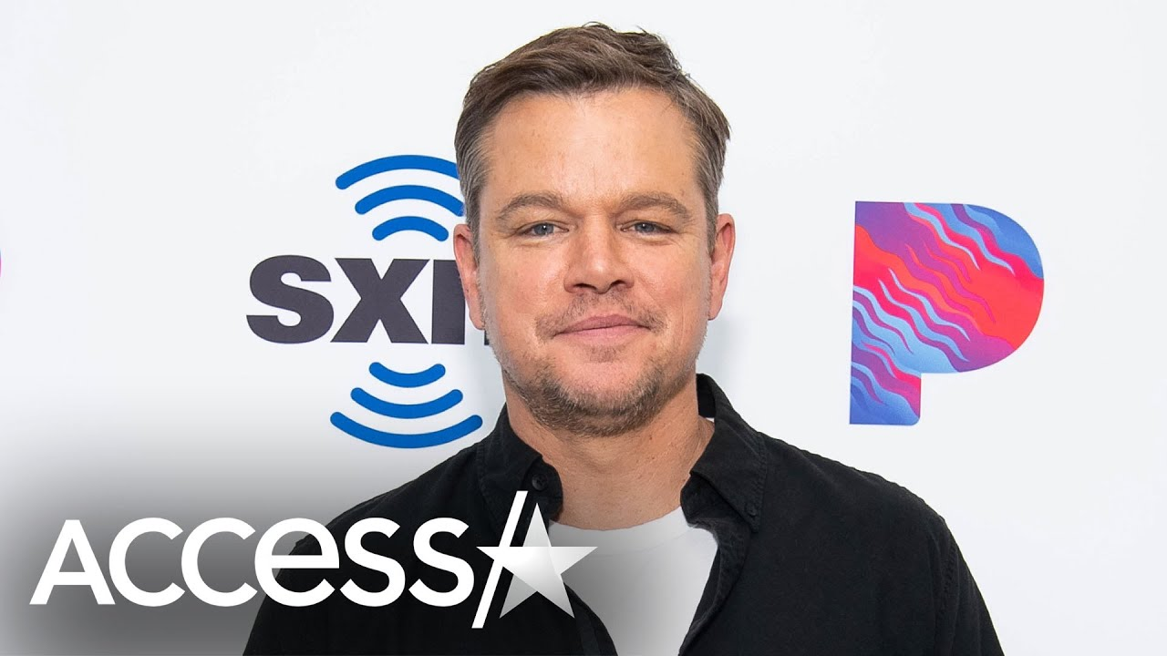 Matt Damon reveals his daughter contracted coronavirus while he ...
