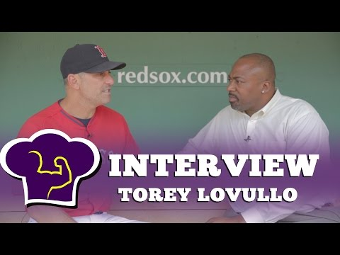 Which has more pressure, player or coach? Torey Lovullo answers.
