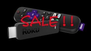 Roku Sale ! !