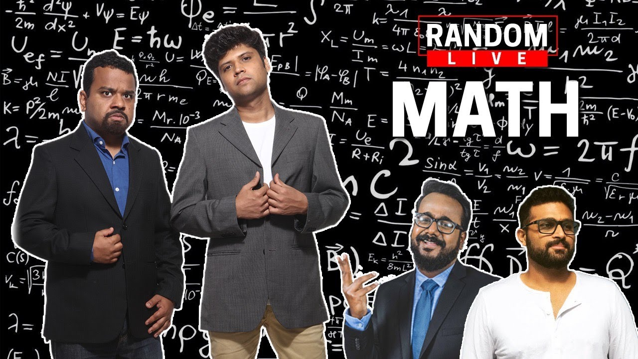 Random Live  - Math feat. Ashish Shakya and Devaiah Bopanna
