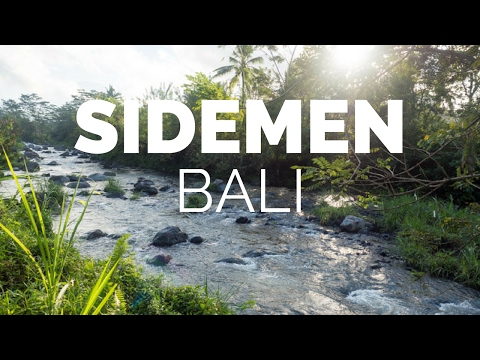 Sidemen Bali Rice Terrace Trek Adventure