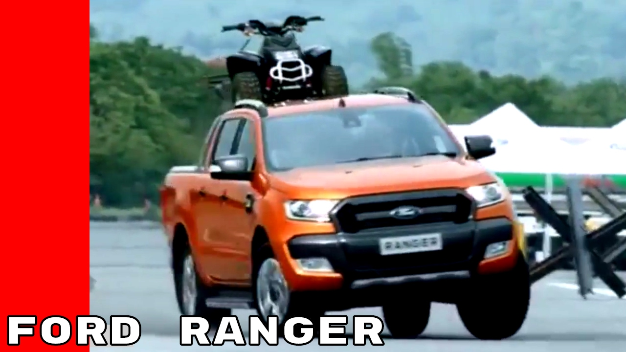 2017 ford ranger handling towing capacity powertrain
