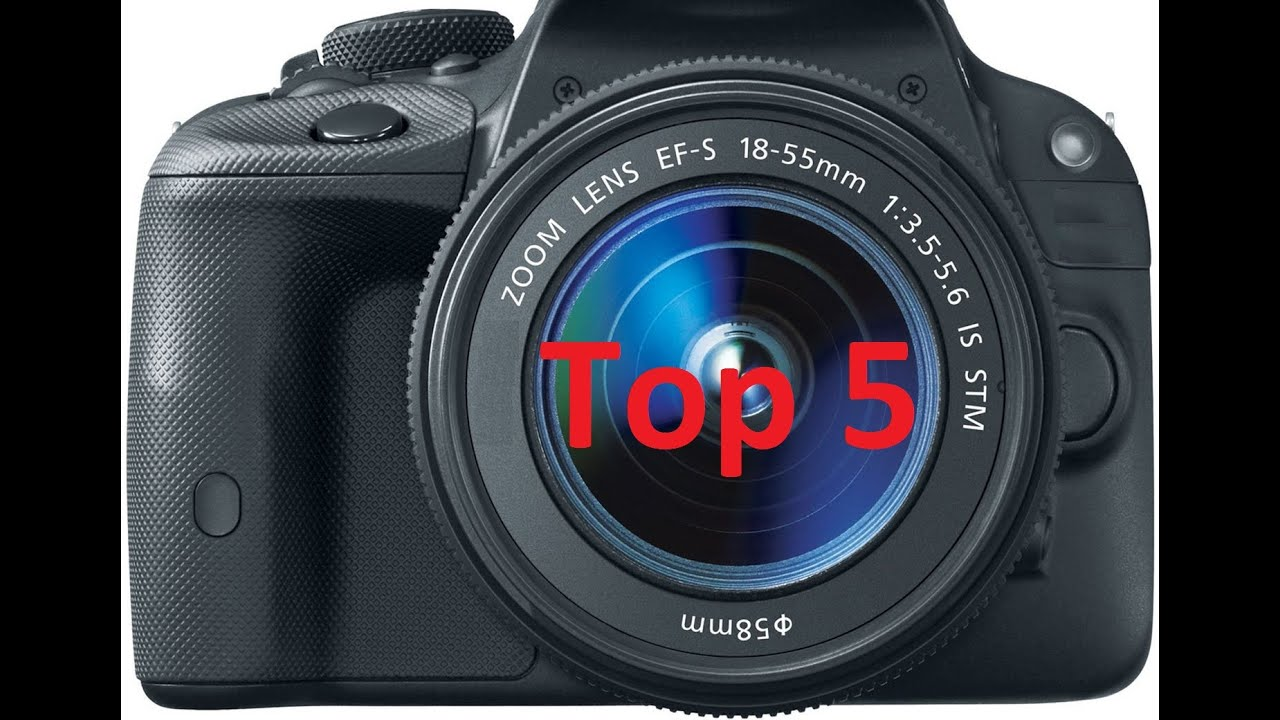 Camera Best Dslr Canon Camera For Beginners best dslr cameras for beginners 2016 top 5 youtube 5
