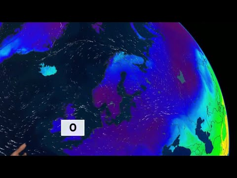 'Beast from the east' to freeze Europe & UK