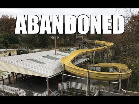 ABANDONED WATER PARK | Water World