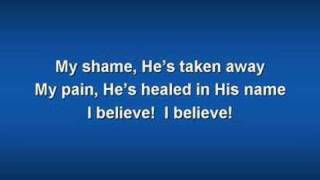 My Redeemer Lives (worship video w/ lyrics)