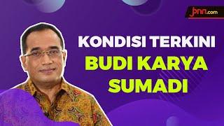 Luhut Ungkap Kondisi Terkini Menhub Budi Karya Sumadi - JPNN.com