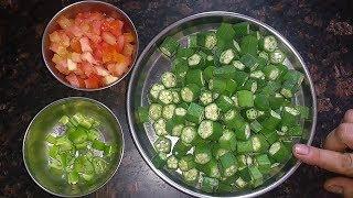 अगर ऐसे बनाएंगे भिंडी की सब्ज़ी तो खाते ही रह जाएंगे | Bhindi ki Sabzi thumbnail