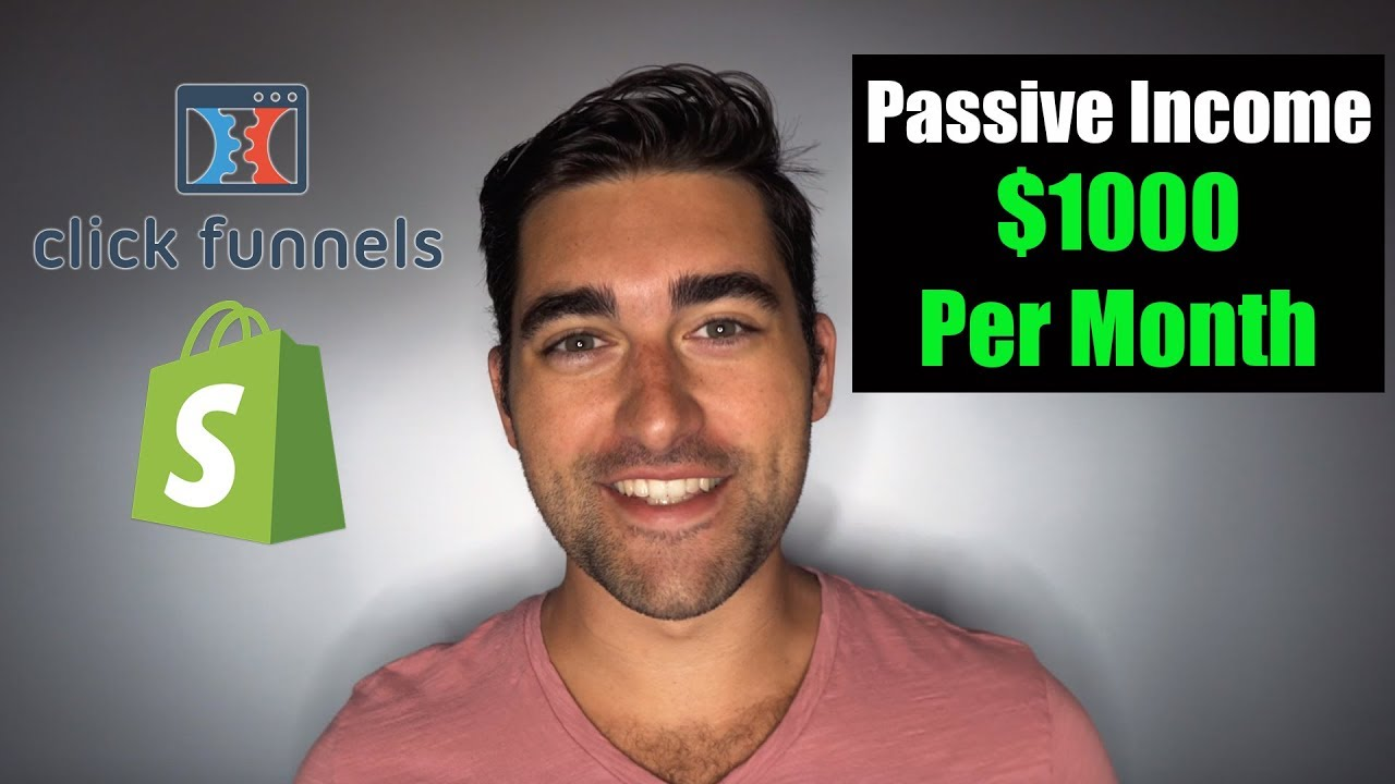 ClickFunnels Affiliate Vs Shopify Affiliate (Passive Income)