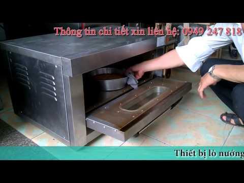 Lò nướng bánh ngọt bánh bông lan bánh trung thu - Công ty Bếp Chiên Mr.Nam 0949.247.818