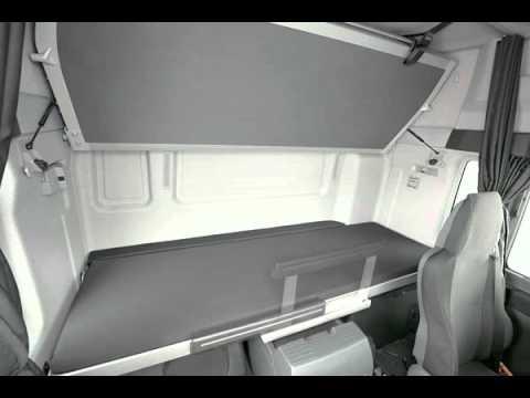 ruheplatz f r den fahrer youtube. Black Bedroom Furniture Sets. Home Design Ideas
