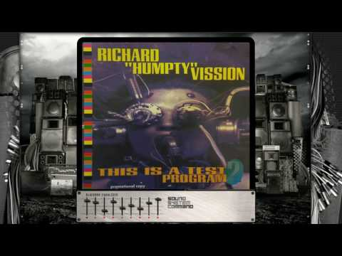 "Richard Humpty Vission ""This Is A Test Vol 02"" (1994)"