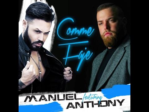 MANUEL Ft. ANTHONY - Comme faje - (C.Accardo)