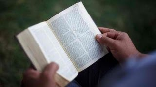 Bible Used As Punishment For Drunk Driver