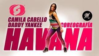 HAVANA Camila Cabello feat. Daddy Yankee, SALSATION® Choreography by Marta del Puerto