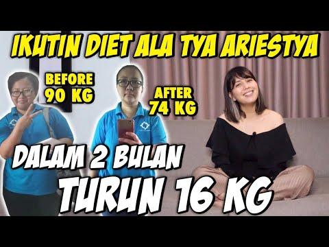 Download IKUTIN DIET TYA ARIESTYA, THERESIA FOLLOWERS TYA TURUN 16 KG !!! INI CARANYA