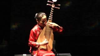 China - Liu Fang 1 - pipa