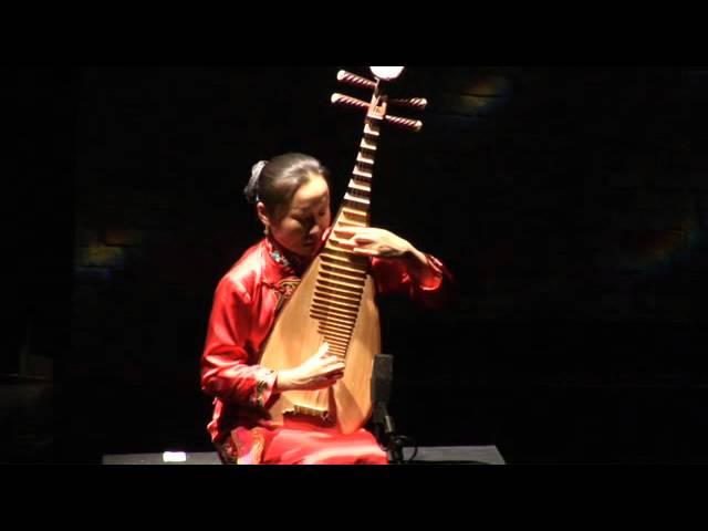 China Liu Fang 1 Pipa Youtube