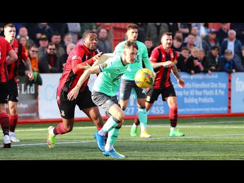 Tamworth Notts County Goals And Highlights