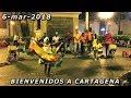 Colombia #1: Recién llegados a Cartagena de Indias | Euskadiz Vlogs #128