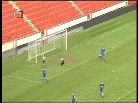 FC BANÍK OSTRAVA 0:5  SPORTING LISABON / for 1rd place / ALL STARS CUP 2011 U-13