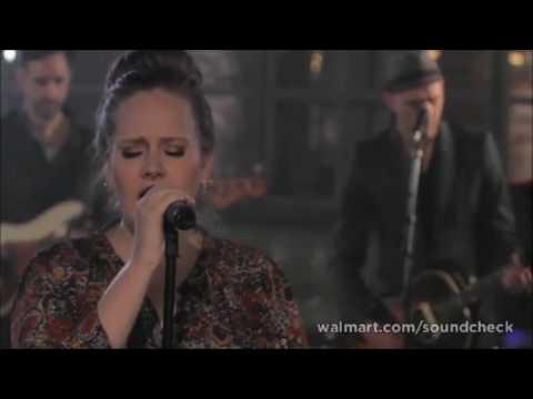 Adele   Live  Walmart Soundcheck 2011