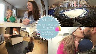 Ausflug zu Munich Indoors 💸 |Familiensonntag incl. Krankenhausbesuch 🏥 |Kathis Daily Life