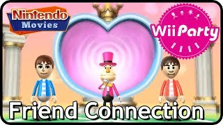 Wii Party: Friend Connection (2 Players)