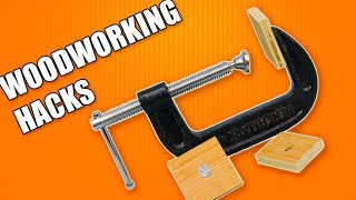 Woodworking Tips and Tricks / 5 Hacks for Clamps: Part 3