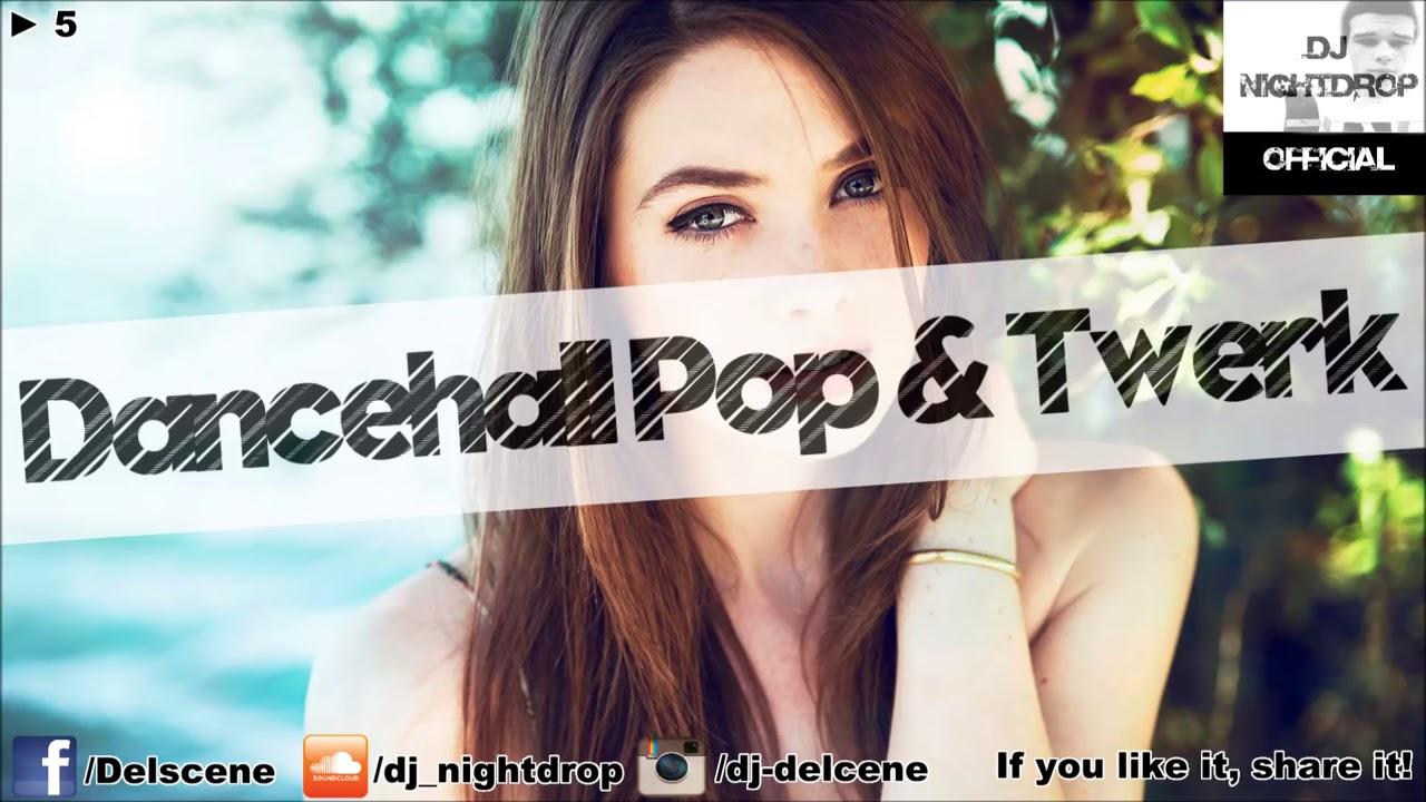 5 | Best Pop / Dancehall Charts Reggaeton RnB Urban & Twerk Club Mix 2016 | by DJ Nightd
