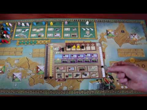 Nippon - Règles du jeu détaillées (33 min.)