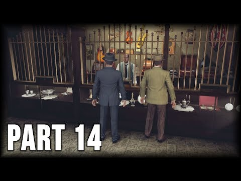 L.A. Noire - 100% Walkthrough Part 14 [PS4] – The Studio Secretary Murder