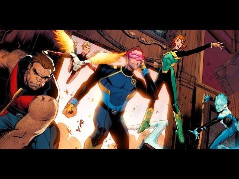 X-Men Blue #20 | Wonder Woman #20 | Wasp #4 | The Pull List