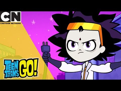 Teen Titans Go! | Movie Reference Mash-Up | Cartoon Network