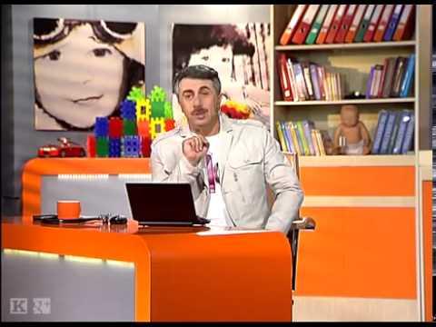 Доктор Комаровский о насморке и зубах