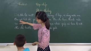 Tiếng Việt lớp 2: Phần thưởng (Đoạn 1)
