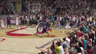 NBA 2K9 - How to use Kobe Bryant