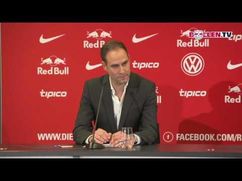 RB Leipzig: Pressekonferenz zum Kauf des Zentralstadions