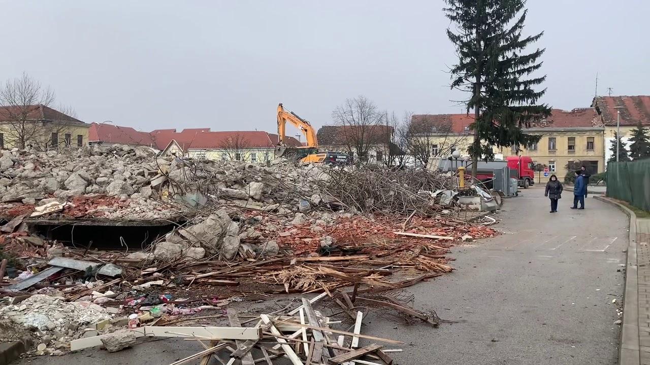 Petrinjka - Petrinja - 18. 2. 2021.
