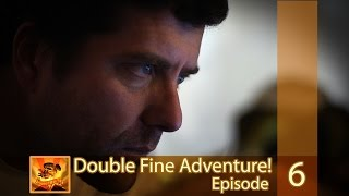 "Double Fine Adventure! EP06: ""That Bagel Filter Thing"""