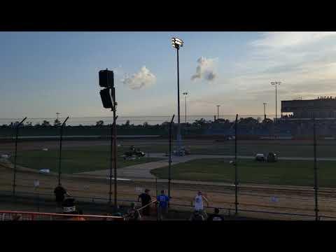 Lucas oil speedway July 4th 2019 B-mod heat race