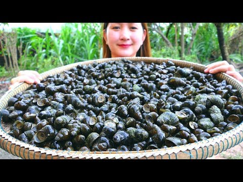 Yummy Snail Cooking - Cooking Skill