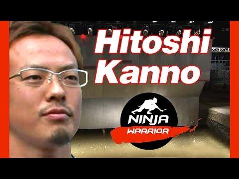 Hitoshi Kanno Ninja Warrior SASUKE 26 - Guerrero Ninja   Video en Español