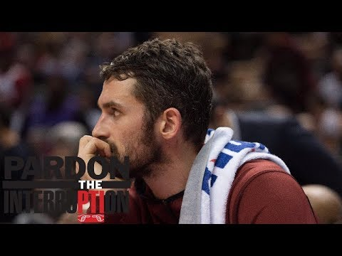 Is Kevin Love the problem for the Cavs? | Pardon The Interruption | ESPN