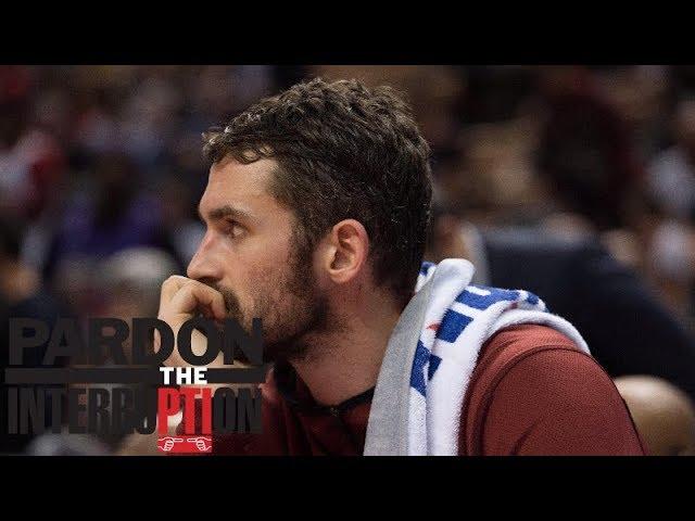 Is Kevin Love the problem for the Cavs? | Pardon The Interruption | ESPN
