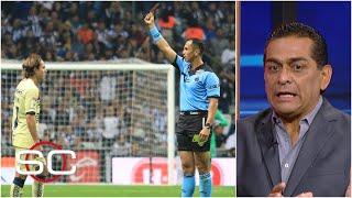 ¿Cómo calificar la actuación arbitral del Monterrey vs América? Ramos Rizo opina | SportsCenter