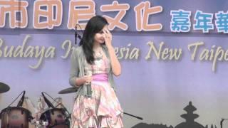 新北市印尼文化嘉年華會 Irwansyah + Zaskia Sungkar- selalu untuk selamanya